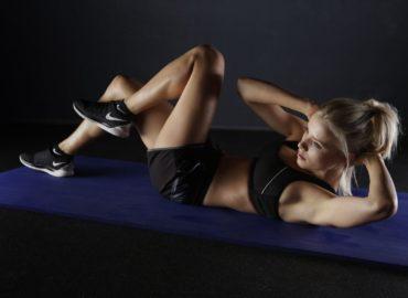 Klatka piersiowa- stały element treningu.